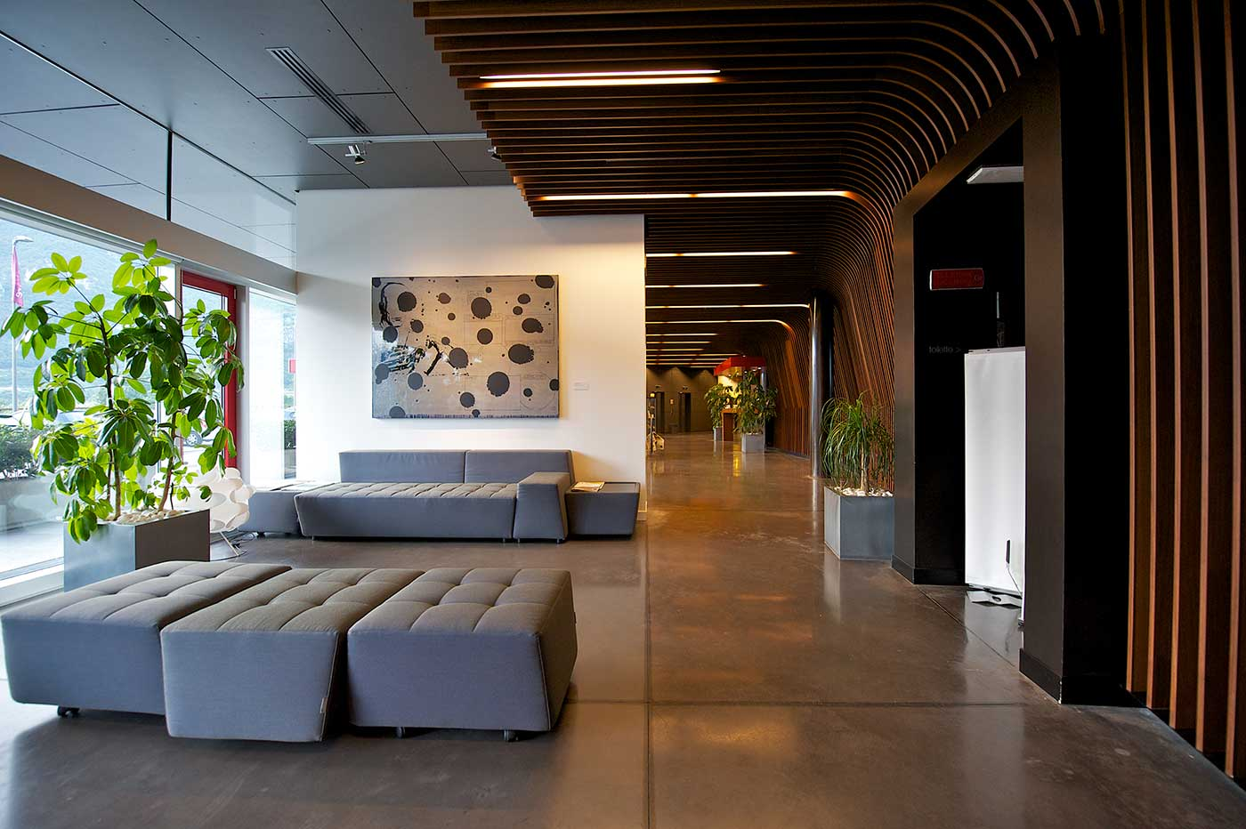 Design hotel a Rovereto